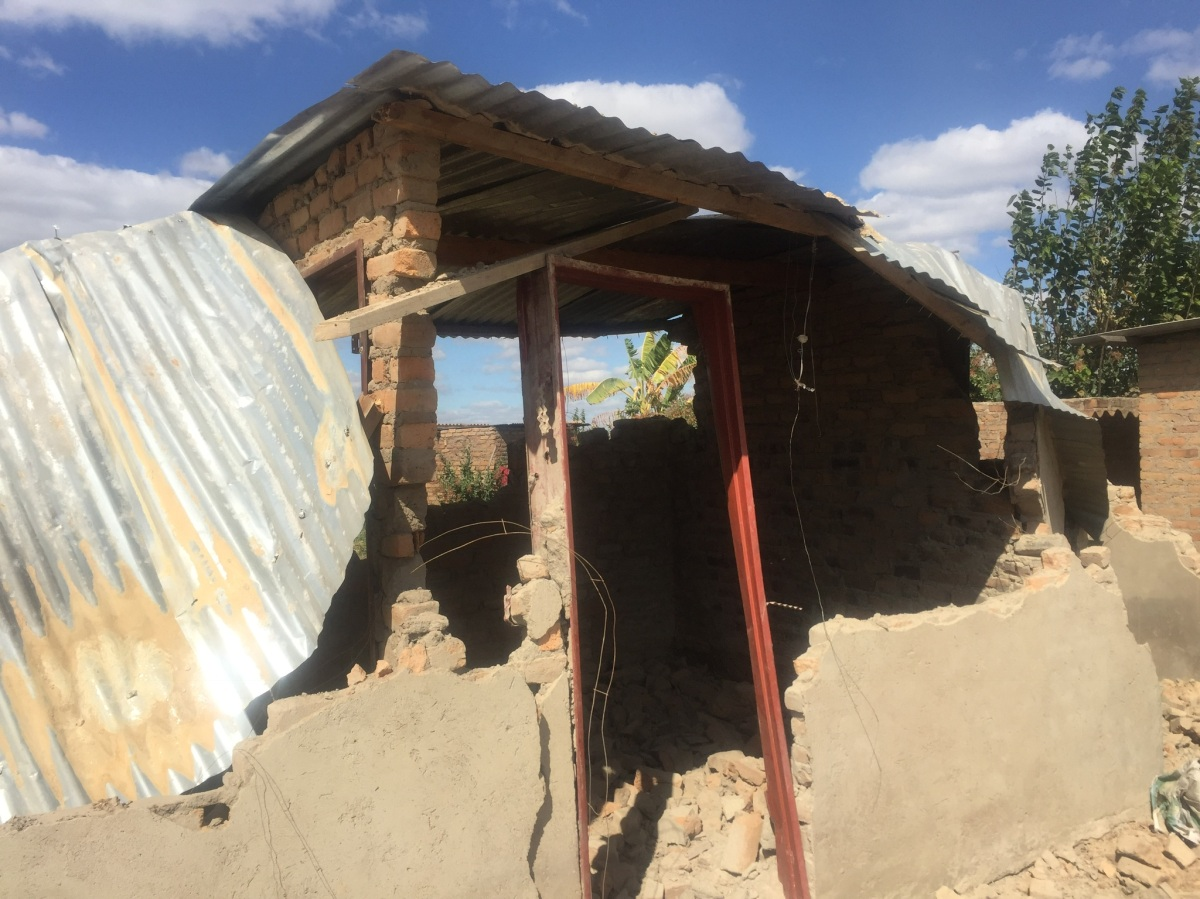 Kingsdale houses demolished..Chombo implicated